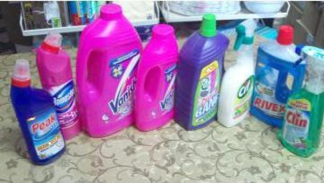 Detergenti pentru curatenie