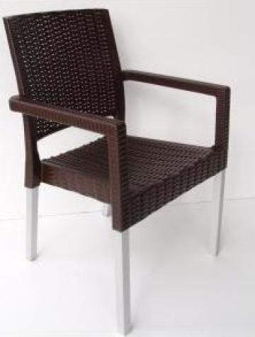 Mobilier terasa, scaune terasa, mese terasa Ratan de la Euro Mob Design