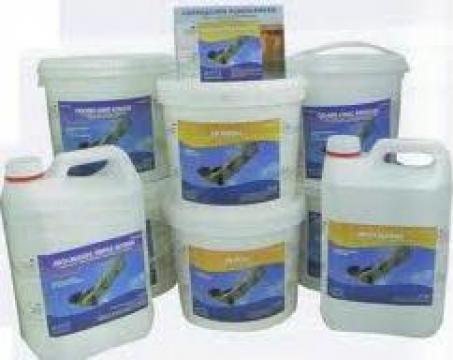 Substante tratare apa Floculant de la Teo Pool Construct