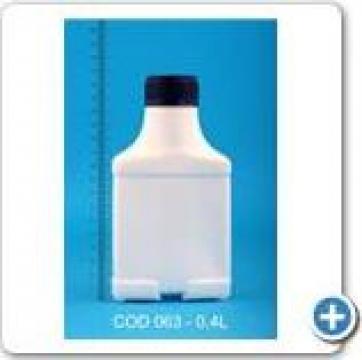 Flacon plastic la 0,4 l de la Vanmar Impex Srl