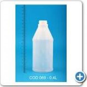Recipient plastic la 0,4 l de la Vanmar Impex Srl