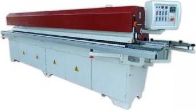 Masina de aplicat folie cant automata Winter Kantomax SpeedF de la Seta Machinery Supplier Srl