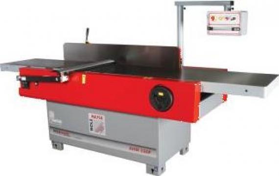 Masina profesionala de indreptat lemn (Abricht) de la Infomark Srl.