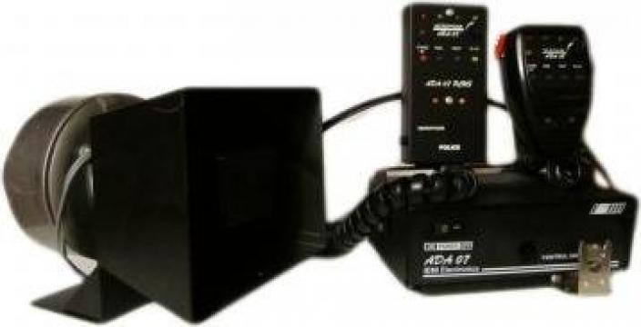 Sirene de politie ADA 07 de la Tester Electronic