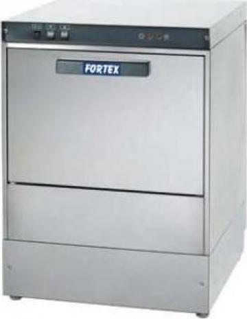 Masina de spalat vase 500 farfurii/ ora 250840 de la Fortex