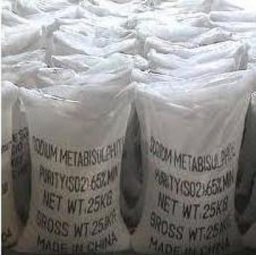 Metabisulfit de sodiu de la Bads Brasov