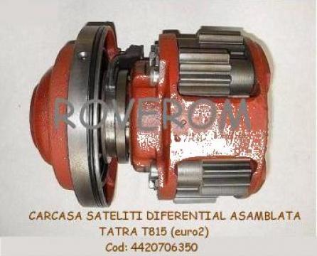 Carcasa sateliti diferential asamblata Tatra (euro 2)