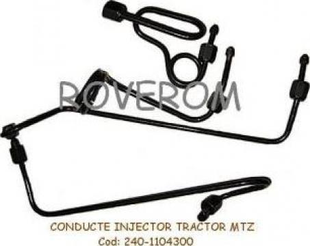 Conducte injector tractor MTZ-80/82 de la Roverom Srl