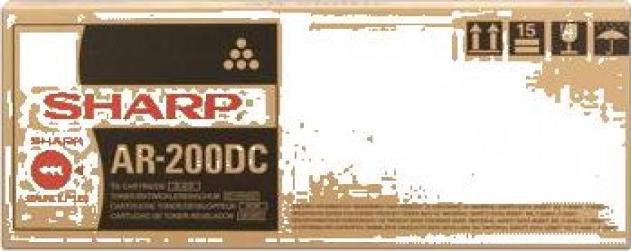 Cartus copiator original Sharp AR200DC
