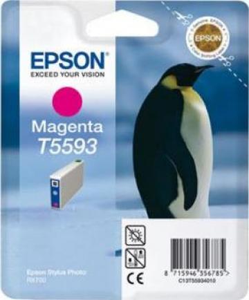 Cartus Imprimanta Cerneala Original EPSON C13T55934010 de la Green Toner