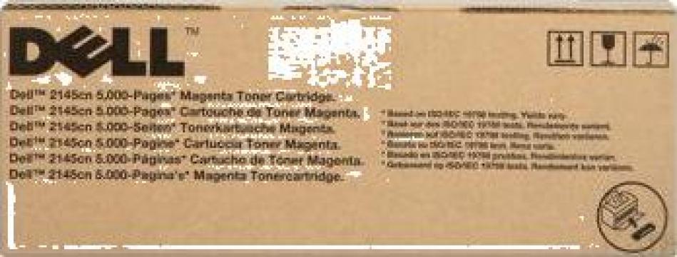 Cartus Imprimanta Laser Original DELL 593-10370 de la Green Toner