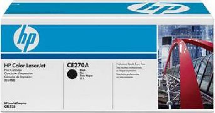 Cartus Imprimanta Laser Original HP CE270A