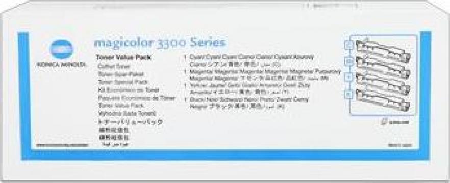 Cartus Imprimanta Laser Original MINOLTA 9960A1710551100 de la Green Toner
