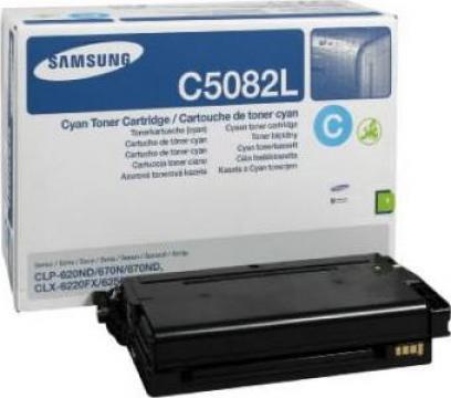 Cartus Imprimanta Laser Original SAMSUNG CLT-C5082L