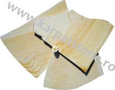 Calcar galben, neregulat de la Karpat Stone Srl