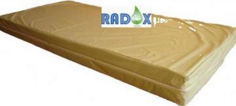Saltea pat spital de la Radoxlab Grup Romania