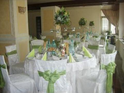 Decoratiuni sala nunti de la Sc Claria Design Srl Botosani