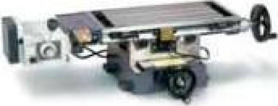 Masa in forma de cruce cu avans automat PSP-420 de la Sc Real Rom Prest Invest Srl