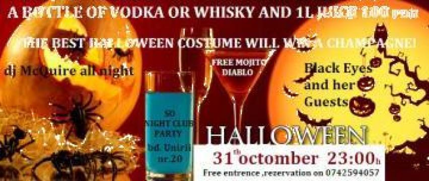 Petreceri Haloween SO Halloween Party