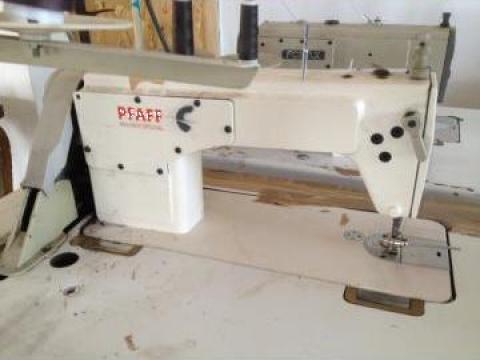 Masina de cusut liniara simpla - Pfaff - second hand de la LSM Tex Srl