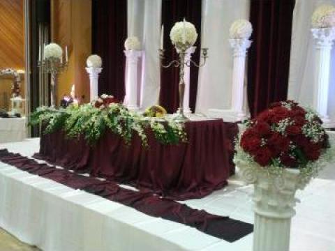 Decoratiuni nunta de la A la Z Oradea de la Nunta De La A La Z