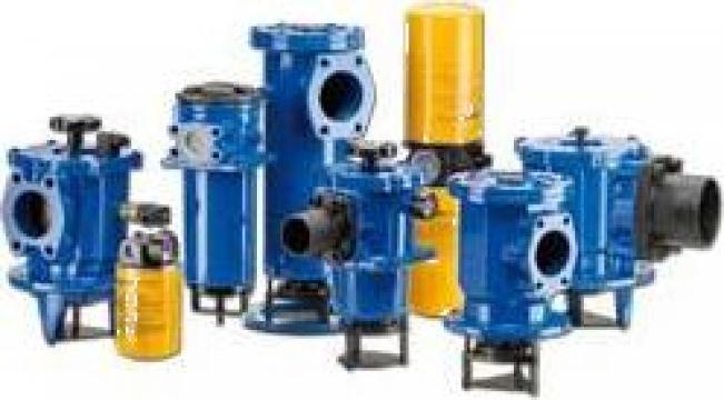 Filtre hidraulice si industriale MP Filtri, Fitrec, Ikron de la Lasedo Sa