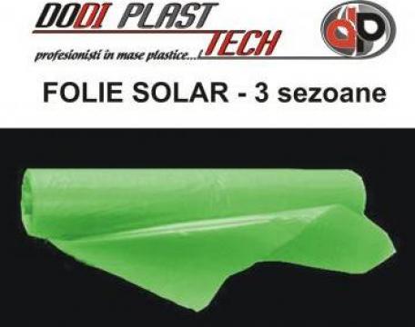 folie solar uv 3 sezoane intrare autostrada a1 pitesti dodi plast tech srl id 5223741. Black Bedroom Furniture Sets. Home Design Ideas