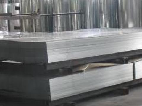 Tabla zincata lisa dreapta 0,4 de la Dinamic Blue Steel