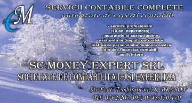 Servicii resurse umane - salarizare de la Cabinet Contabil Money Expert