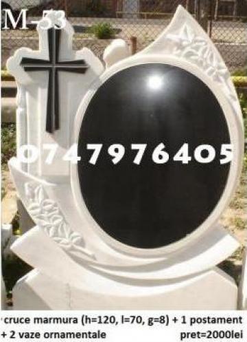Monument funerar M53 de la Ciuciu Dorinel Constantin Intreprindere Individuala