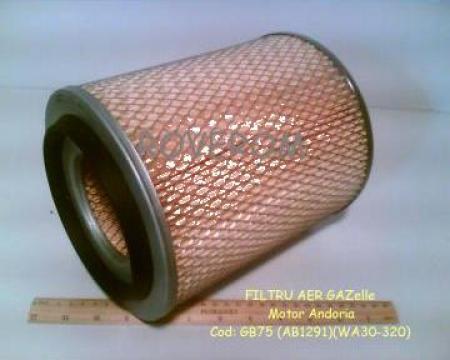 Filtru aer GAZelle (element) (motor Andoria sau GAZ-560)