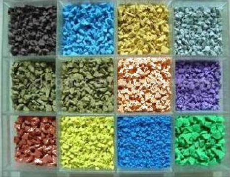 Granule EPDM de la SandBrand - Rubber Tech