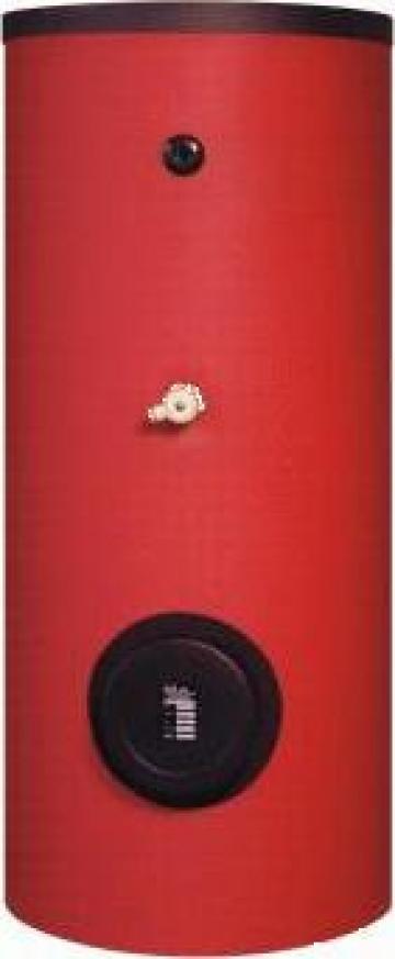 Boilere bivalente cu una sau doua serpentine si rezistenta de la Sc Ludoterm Srl
