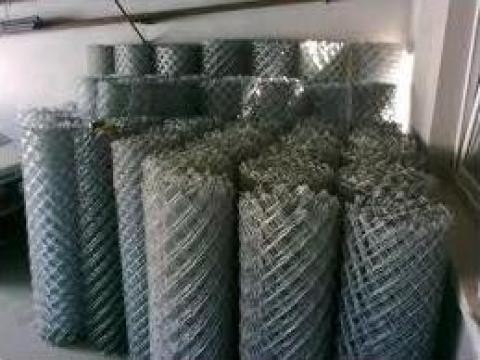 Plasa gard zincata 1.8 x 50x50