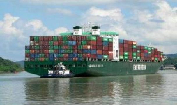 Servicii destinate transportului fluvial de la Green Marine Logistics Srl