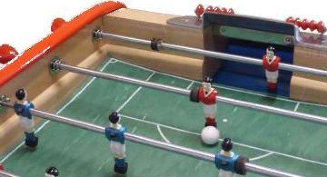 Mese de fotbal Bonzini, suprafata de joc marcata de la Fusbal Company