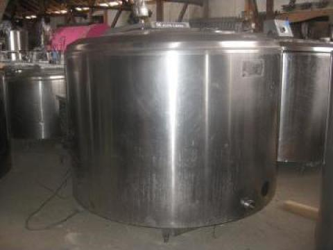 Rezervor inox lapte 1030 litri