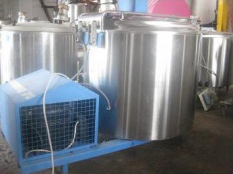 Rezervor inox lapte 250 litri de la Frigomilk Srl