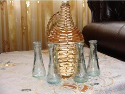 Produse din sticla si ceramica de la S.c. Sergin Com S.r.l.