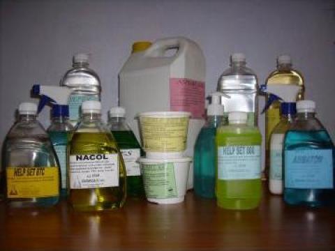Produse curatenie pentru bucatarii industriale, cantine