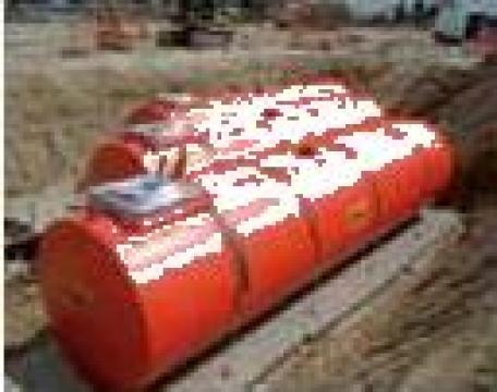 Rezervor motorina 7000 litri de la Simba's Group Srl