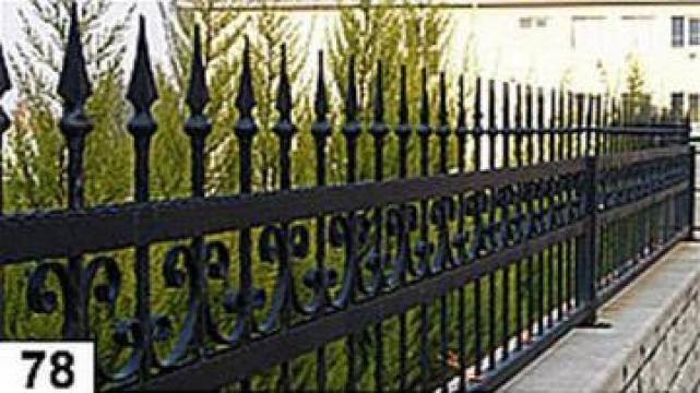 Garduri fier forjat de la Loby Design
