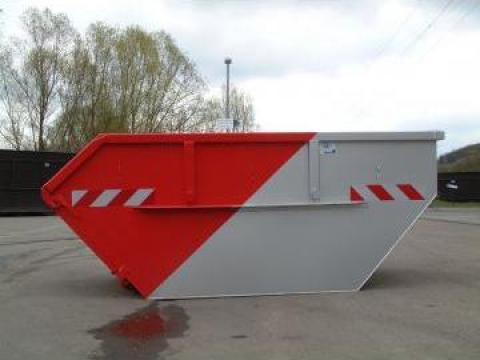 Containere transport deseuri Skip de la Elkoplast Romania Srl.