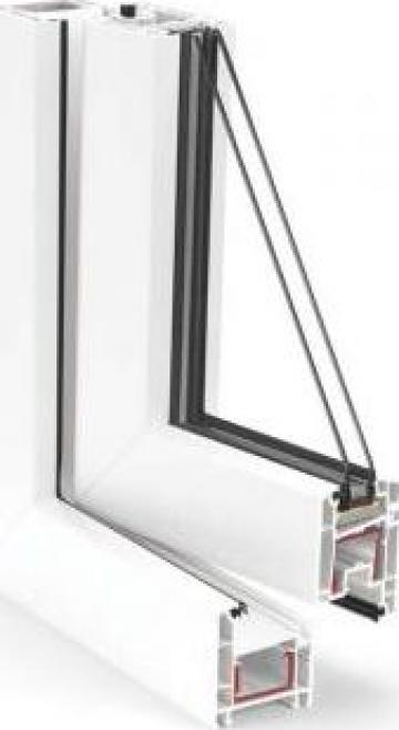 Tamplarie PVC de la Nirec Glass