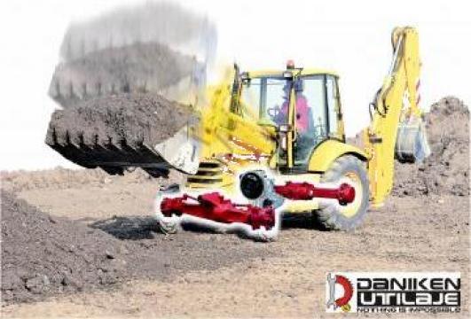Piese transmisii buldoexcavatoare