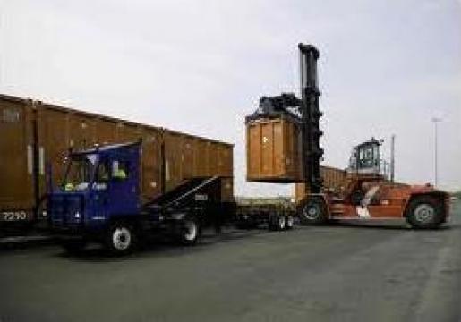 Intermediere import / export de marfuri congelate de la Green Marine Logistics Srl