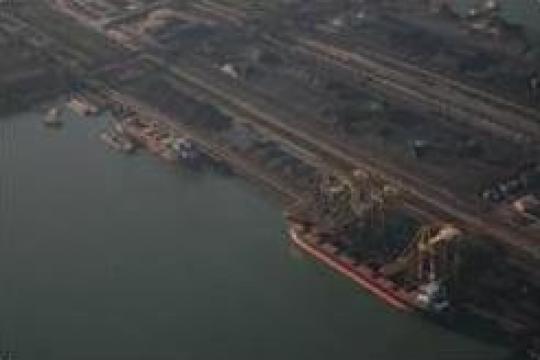 Intermediere import/export minereuri& fier vechi de la Green Marine Logistics Srl