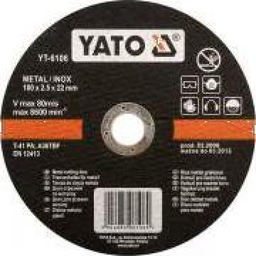 Disc taiere metal inox 230x1.9