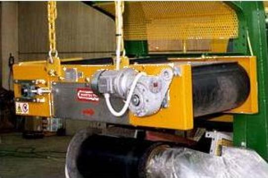 Separatoare magnetice SM de la Omig