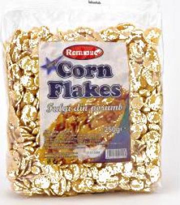 Fulgi de porumb Cornflakes 250 grame de la Rommac Trade S.r.l.